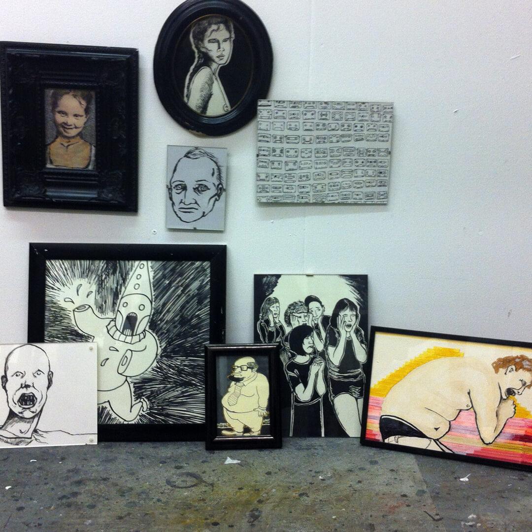 De Tijdelijke Kunstwinkel wil een podium bieden voor jonge, talentvolle kunstenaars én geld ophalen voor het goede doel.
