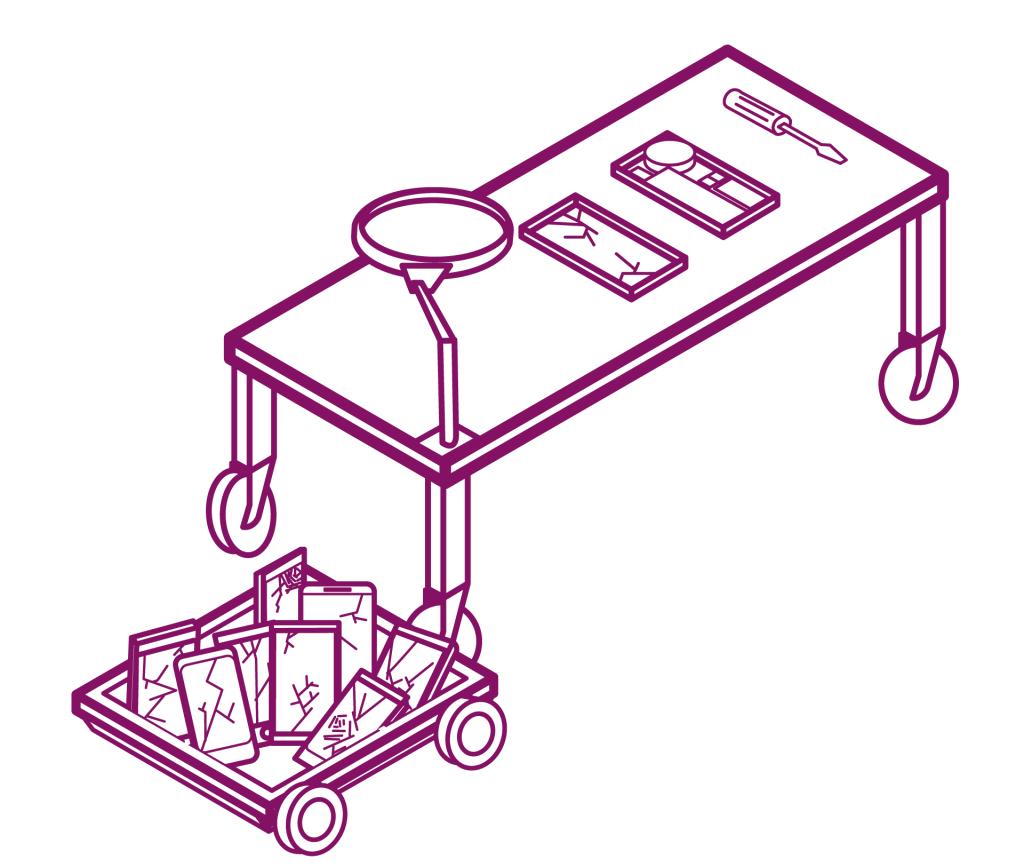 illustratie-woonkamer-reparatie-tafel