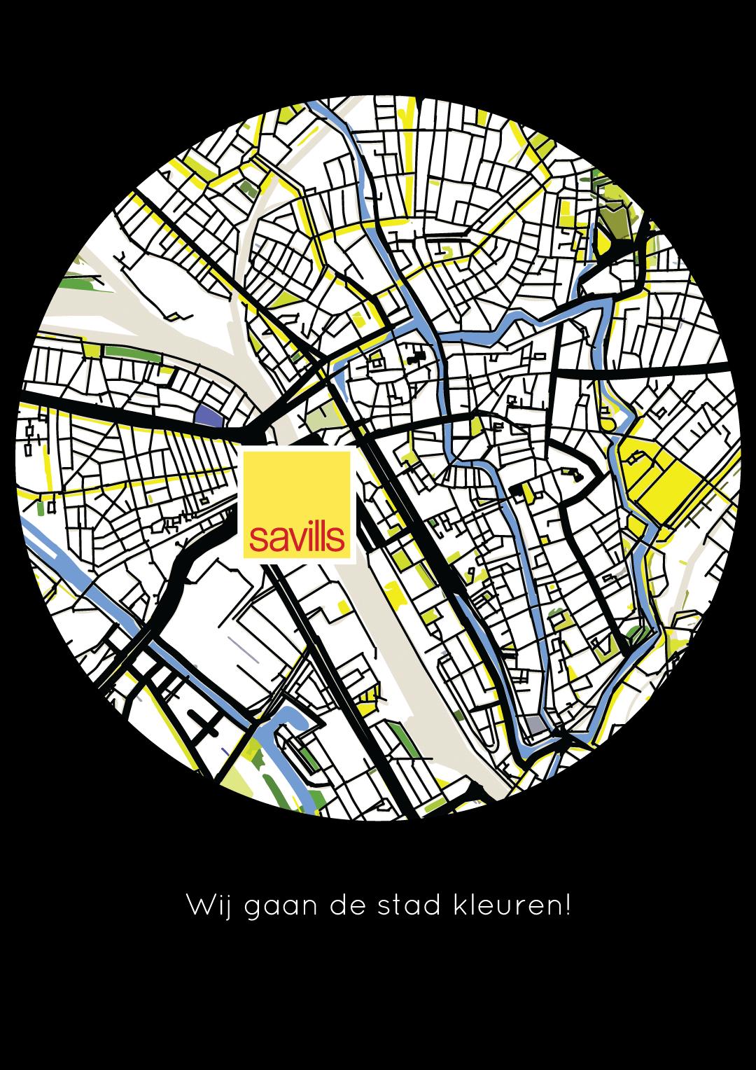 Ansichtkaart Utrecht - Jacco de Jager